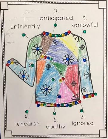 Ugly Sweater Antonyms IMG_0369